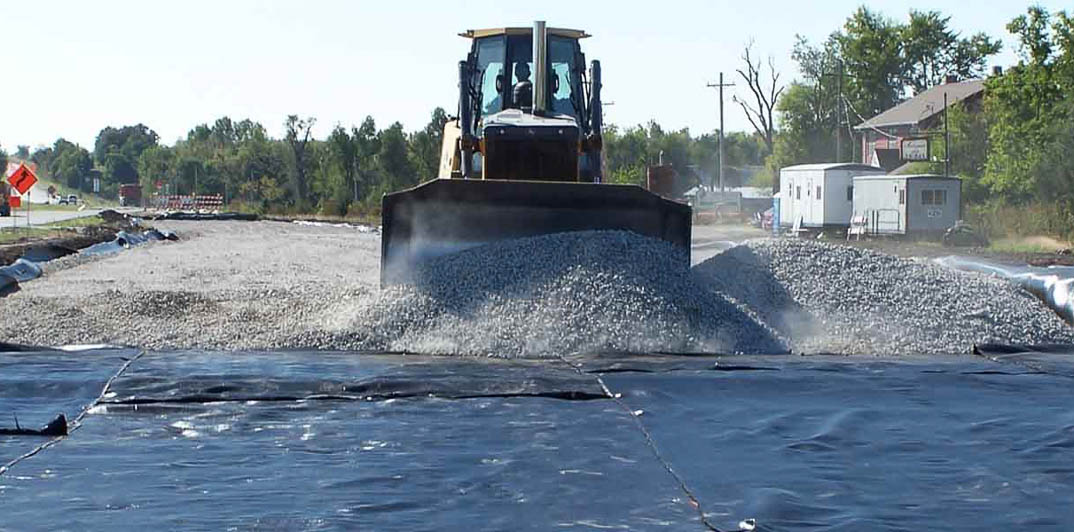 Layfield Construction Products Geotextile Products