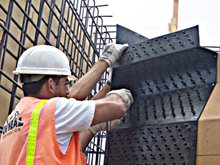 HDPE Embedment Liner