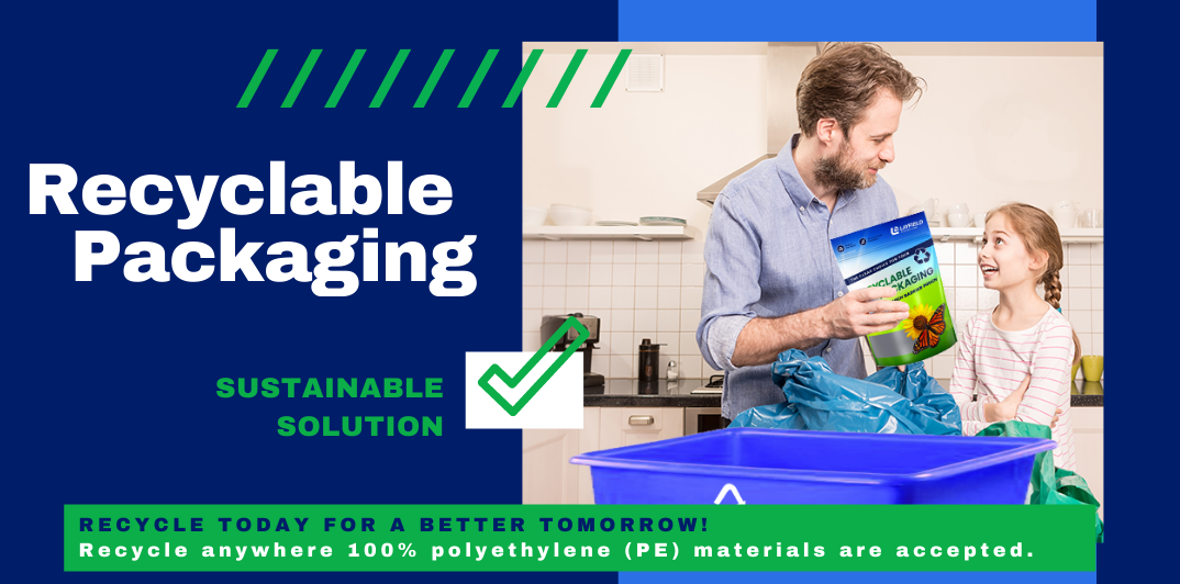Recyclable Packaging Sustainable Food Packaging