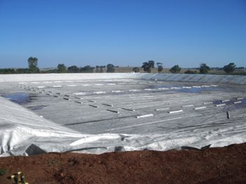 Layfield Evaporation Control Cover Geomembrane